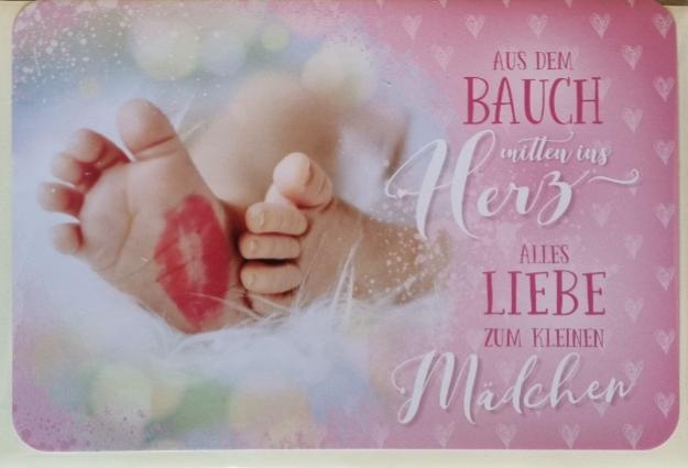 Ereignisbillett - Baby 03-31-1032