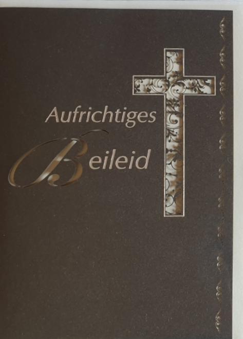Trauerbillett 03-81-1681