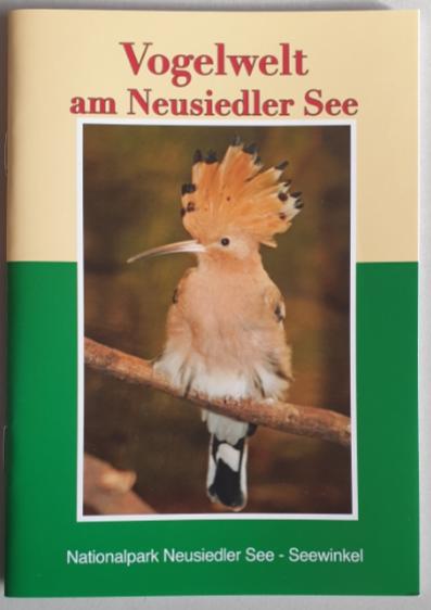 Vogelweltbücherl 08-08-9999  Vogelwelt am Neusiedler See