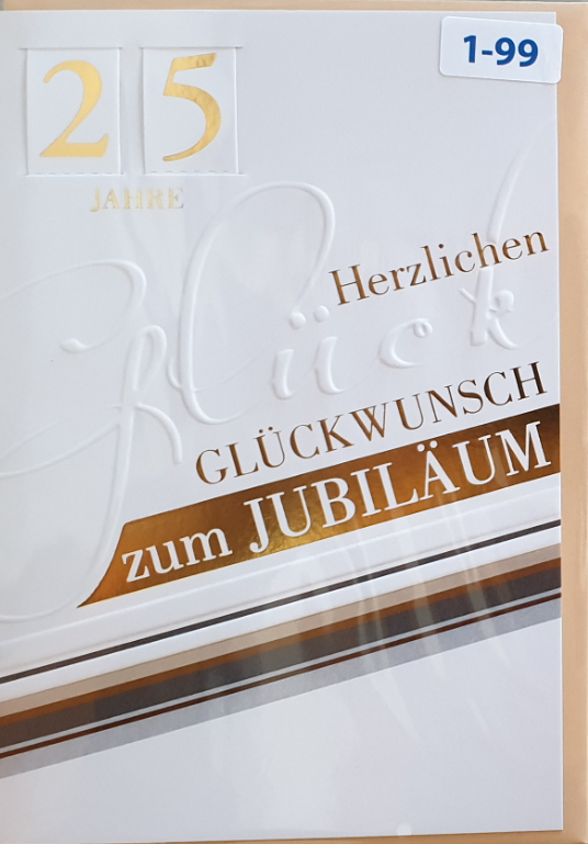 Jubiläumsbillett 03-74-2025
