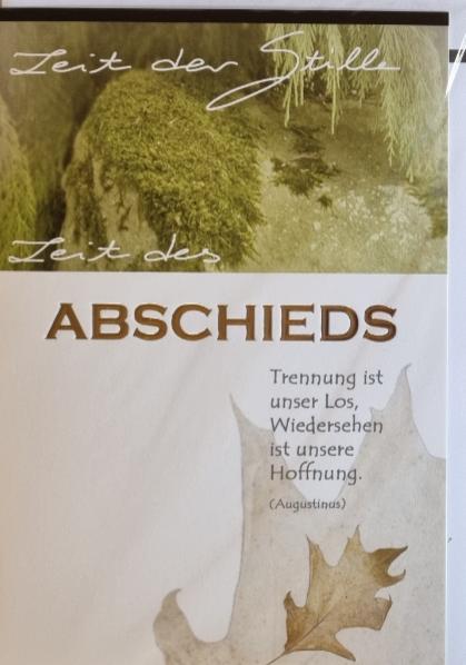 Trauerbillett 03-81-1180