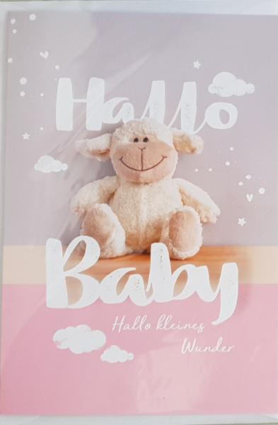 Ereignisbillett - Baby 03-31-1065