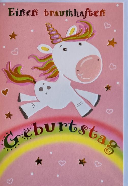 Geburtstagsbillett 03-51-1007
