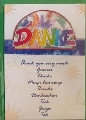 Dankebillett - Mini 03-41-2018