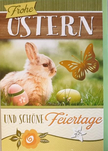 Osterbillett 03-13-1074