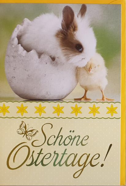 Osterbillett 03-13-1045
