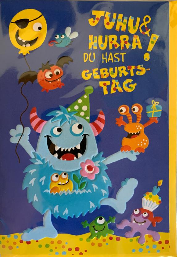 Geburtstagsbillett 03-51-1114
