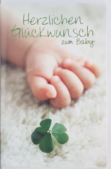 Ereignisbillett - Baby 03-31-1478