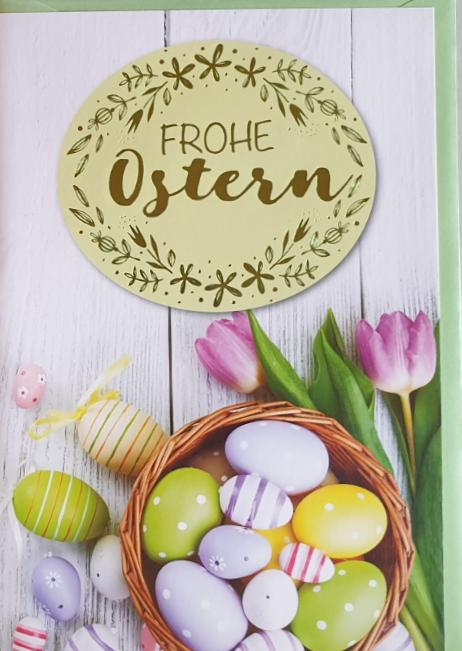 Osterbillett 03-13-1079