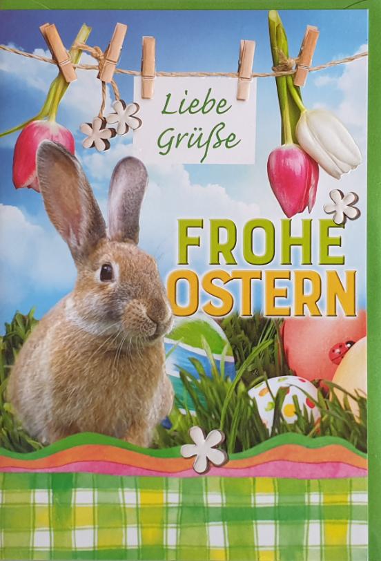 Osterbillett 03-13-1059
