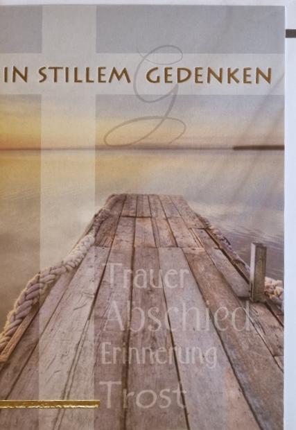 Trauerbillett 03-81-1200