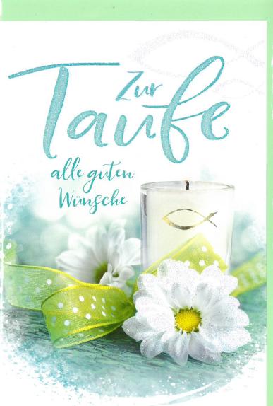 Taufebillett 03-32-1129