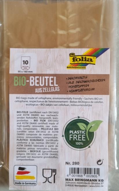 Bodenbeutel - Cellobeutel 04-C-280