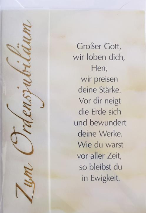 Ordensjubiläum 03-79-1003