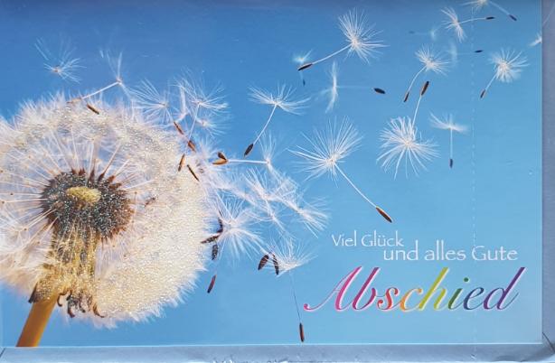 Abschiedsbillett 03-68-2100
