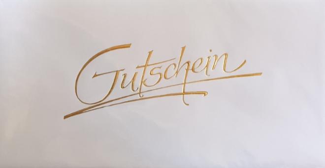 Kuvert - Gutschein 03-45-1597
