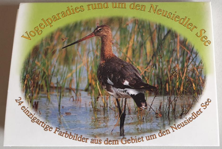 Leporello Vogelwelt 08-08-9991 Vogelwelt rund um den Neusiedler See