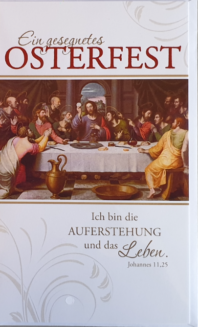 Osterbillett 03-13-1031