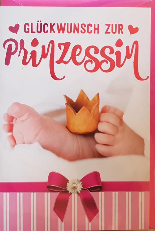 Ereignisbillett - Baby 03-31-9037
