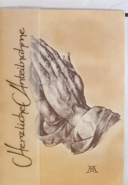 Trauerbillett 03-81-1008