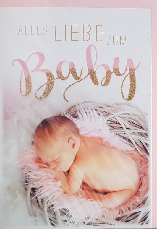 Ereignisbillett - Baby 03-31-1083