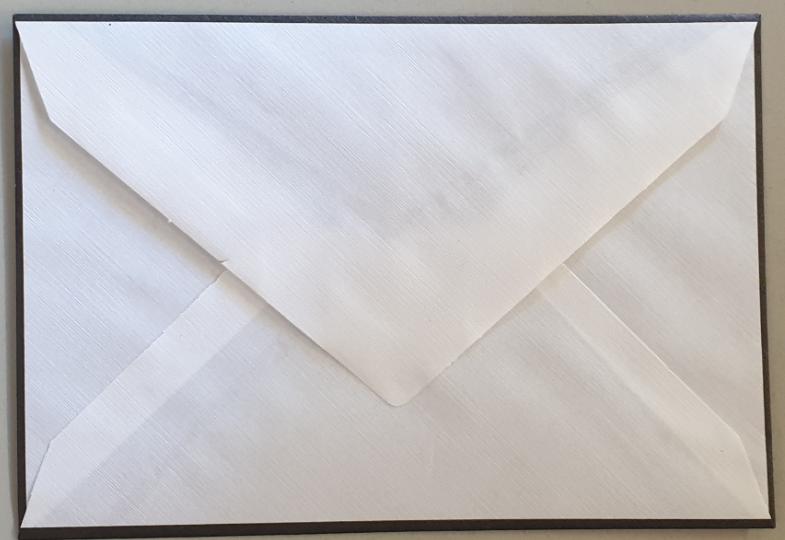 Kuvert - Trauer 04-81-1509