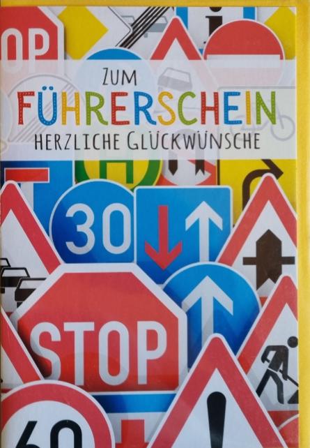 Führerscheinbillett 03-44-1811
