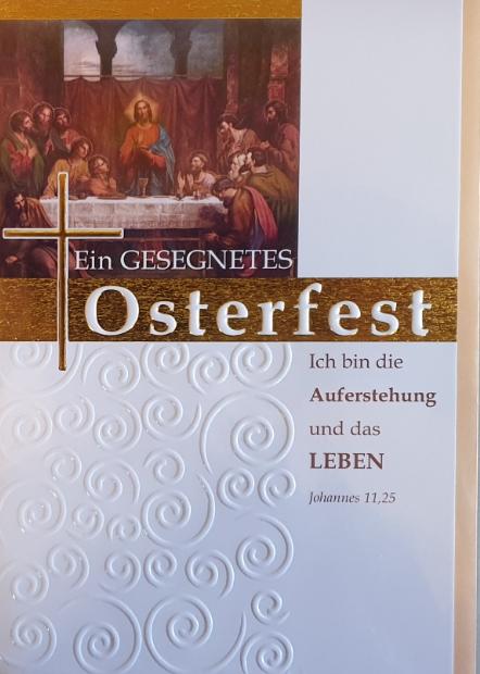 Osterbillett 03-13-1041