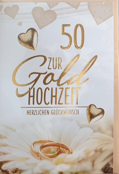 Goldhochzeit 03-72-2150