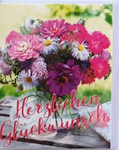 Geburtstagsbillett - Mini 03-51-4725