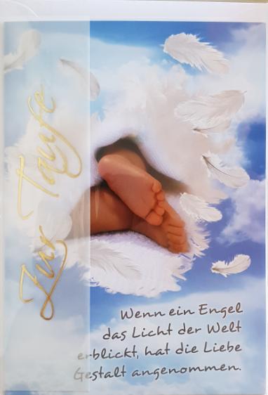 Taufebillett 03-32-1004