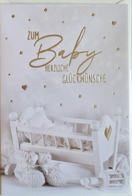 Ereignisbillett - Baby 03-31-1044