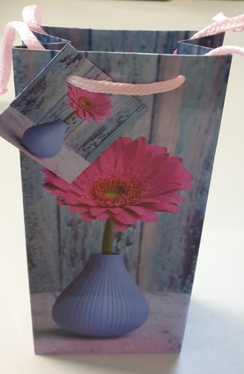 Geschenktaschen - Flasche 04-01-6002