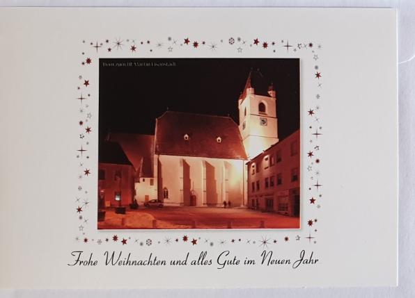 Orts - Weihnachtsbilletts - Eisenstadt 03-22-7000-01