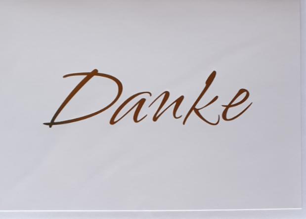 Dankebillett 03-41-3183