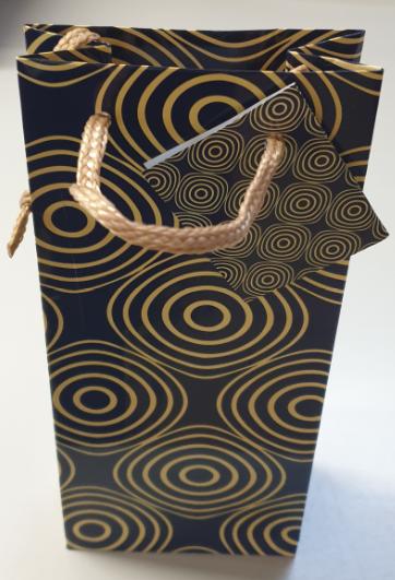 Geschenktaschen - Flasche 04-01-6001