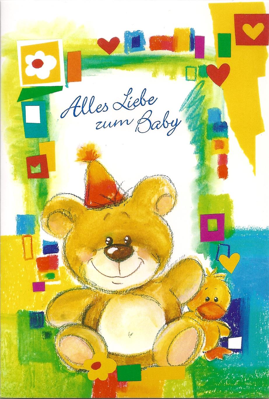 Ereignisbillett - Baby 03-31-1178