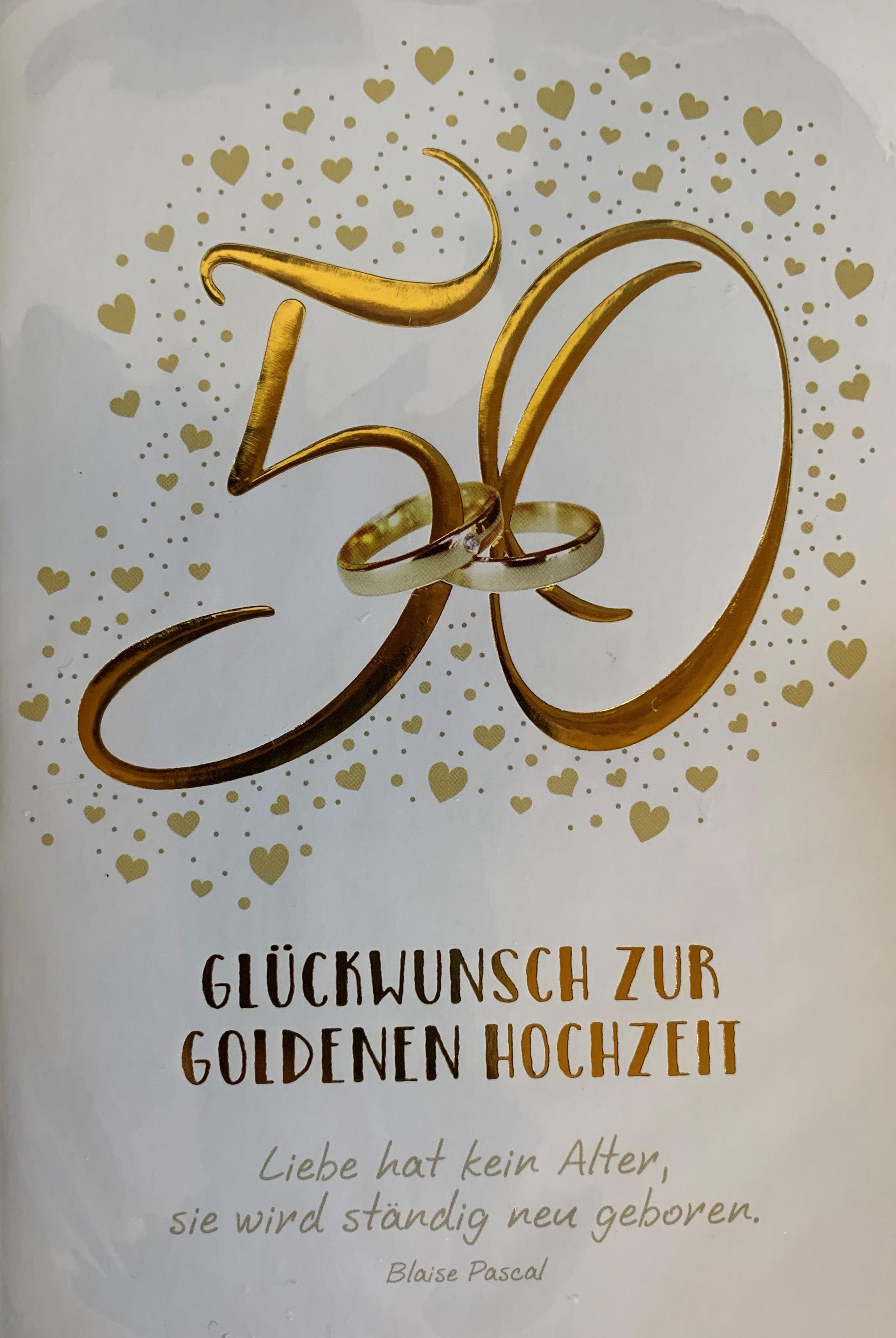 Goldhochzeit 03-72-8010